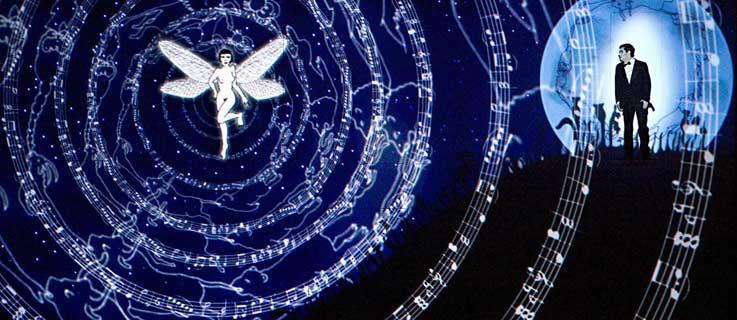 """Die """"Zauberflöte"""" in der Inszenierung von Barrie Kosky und 1927"""