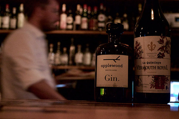 Moya's Juniper Lounge stocks hundreds of different types of gin from both local and international distilleries.