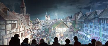 The Wittenberg Panorama was amongst the most successful events to mark the anniversary of the Reformation