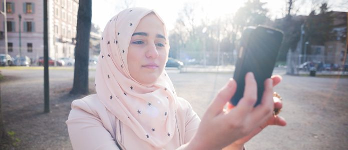 Arriving in Germany: young Muslims