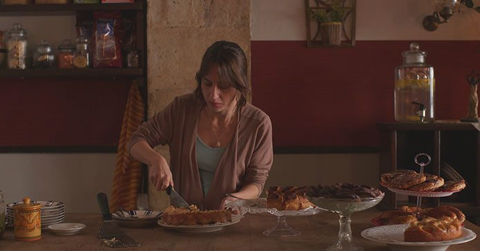 'The Cakemaker' is writer/director Ofir Raul Graizer feature debut.