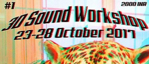 3D Sound Workshop