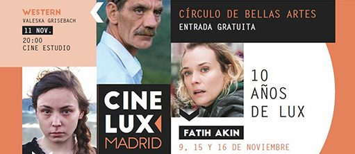 Grafik CINE LUX MADRID 2017