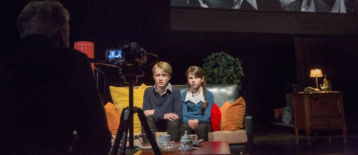 """Eine Szene aus """"Five Easy Pieces"""", einer Co-Produktion von Regisseur Milo Rau, IIPM(International Institute of Political Murder) und CAMPO Gent"""