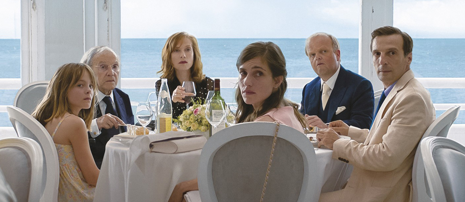 Haneke's HAPPY END