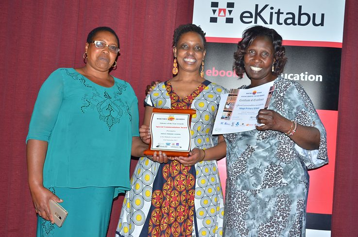 Special commendation award for Ndege Primary School