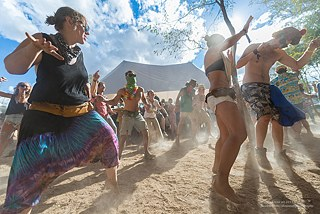 Earth Frequency, Rainbow Serpent, Babylon and Mushroom Valley represent just a few of the larger-scale festivals which now feature annually around the country.