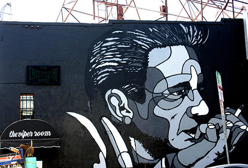Johnny Cash von David Flores