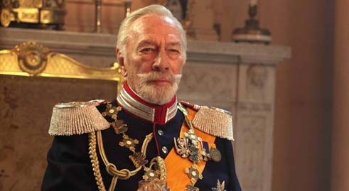 Christopher Plummer as Kaiser Wilhelm II.