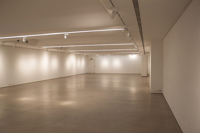 Gallery MMB - after the renovation
