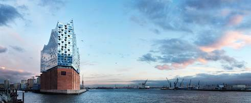 Hamburg's new, 800 million-euro Elbphilharmonie, is just one example of Germany's cultural richness.