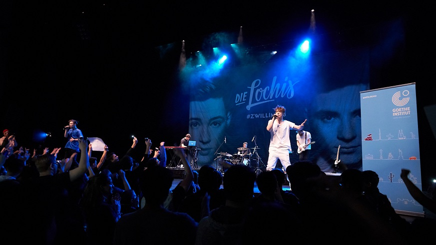 Die Lochis im North Shore Center for the Performing Arts in Skokie, IL