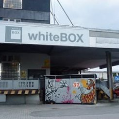 whiteBOX Munich outside