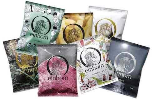 einhorn are the first fair, vegan condoms.