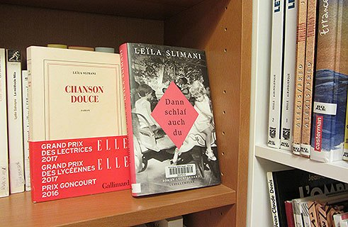 Prominently placed: the novels of Leïla Slimani
