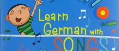 Learn German With Songs Cover