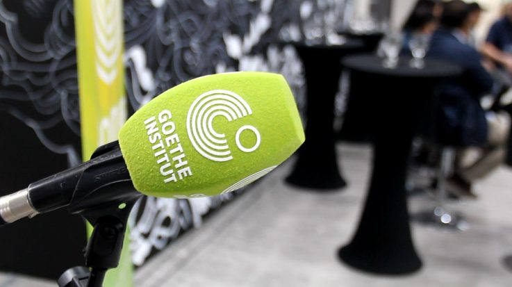 Goethe-Institut press