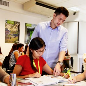 Goethe Courses and Exams