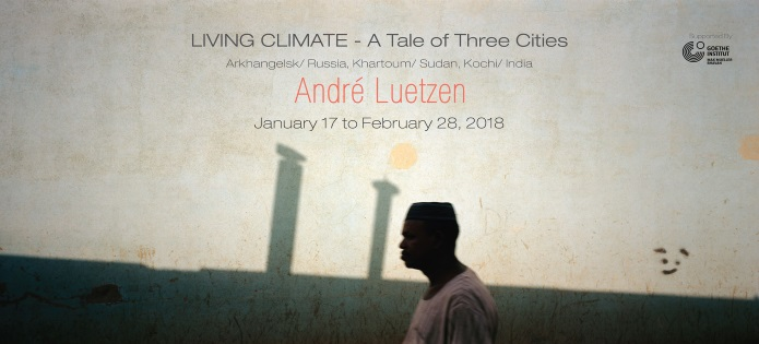 André Lützen - Living Climate: A Tale of Three Cities