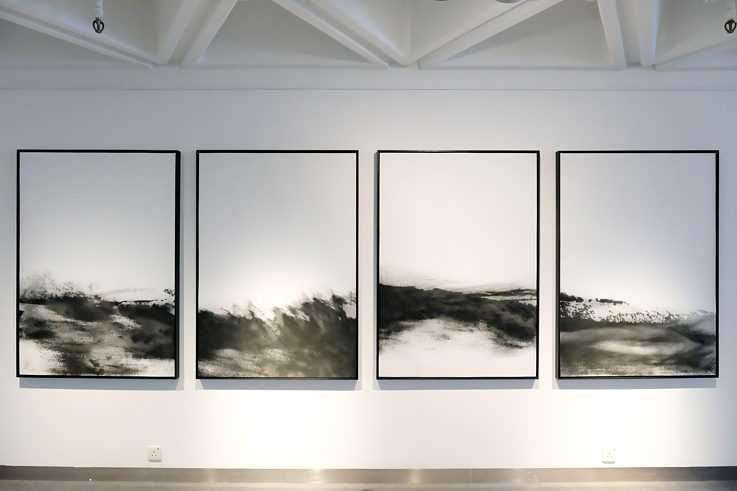 Exhibition Carla Chan Breathing the Unpredictable