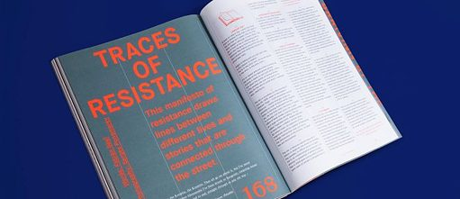Traces of Resistance Flaneur Magazine