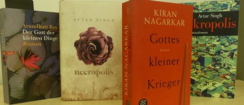 Indian authors translated