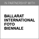 Logo Ballarat International Photo Biennale