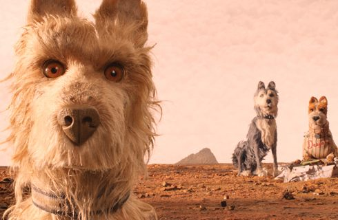 """Isle of Dogs"" Wesa Andersona"