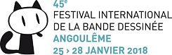 Logo Internationales Comicfestival Angoulême 2015