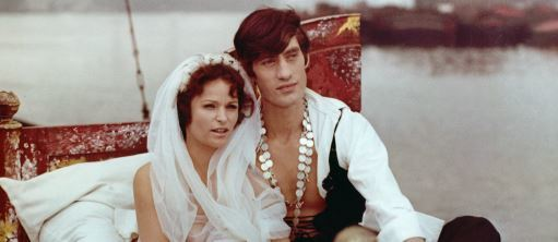 The Legend of Paul and Paula, film still