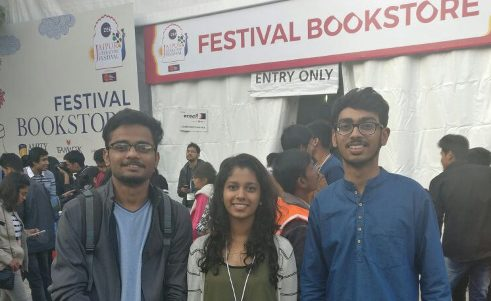 Students at JLF