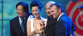 "In 2007, ""Tuya's Marriage"" by director Wang Quan'an was awarded the Golden Bear for the Best Film. 96% of it's earnings came from outside China."
