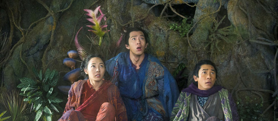 "Scene from ""Monster Hunt 2"""