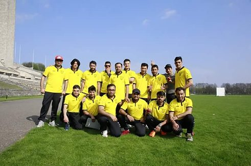 The Berlin Zalmi cricket team