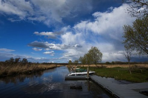 Solar boat safari and regional currency in the Peene Region