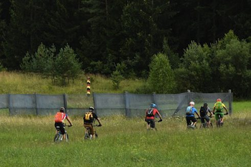 Germany's Green Belt: cycling the former no man's land between East and West