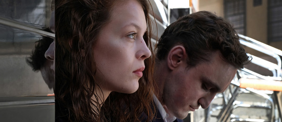 Paula Beer and Franz Rogowski in Christian Petzold's