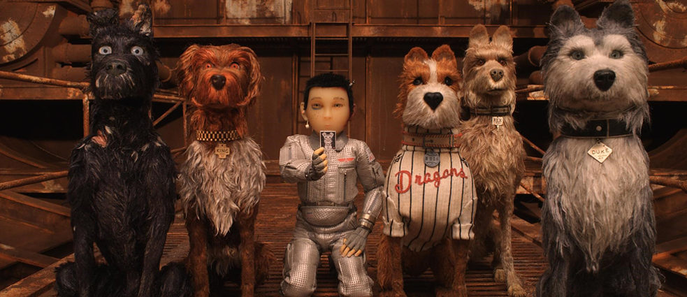 """Isle of Dogs"" Wes Anderson"