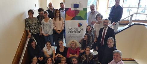 Voices of Culture Dialogue Meeting