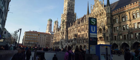 Adventures in Munich