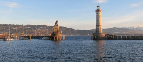 Harbour Views in Lindau