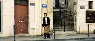 "Christian Petzolds Film ""Transit"""