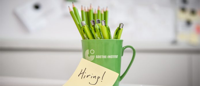 Career Goethe-Institut