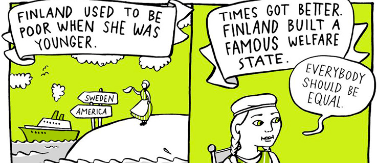 FIN - Who is Finland?