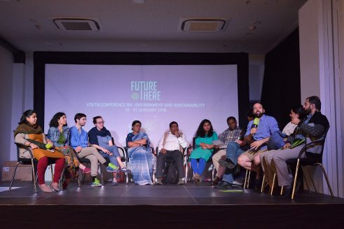 FUTURE (T)HERE: Panel discussion