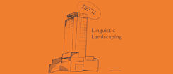 Linguistic Landscaping