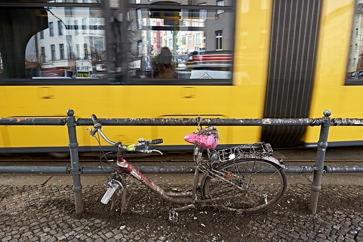 bicycle carcasses