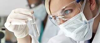 <b>Science and Research:</b> German is the second most commonly used scientific language. Germany is the third largest contributor to research and development and offers research fellowships to scientists from abroad.