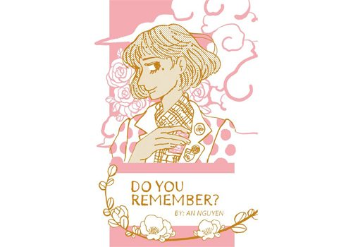 "Cover of ""Do You Remember?"", a new comic by An Nguyen"