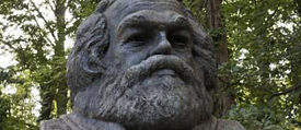 A Day at the Grave of Karl Marx